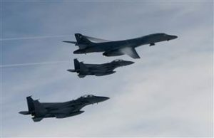 B-1B bombers