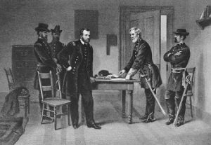 General Grant and Lee