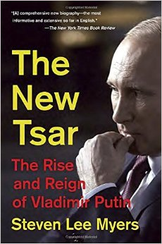 The New Tsar: An interview with Steven Lee Myers