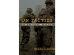 On Tactics: An Interview with B.A. Friedman