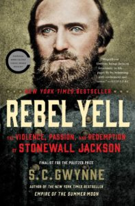 Episode 4: Interview with S.C. Gwynne on Stonewall Jackson