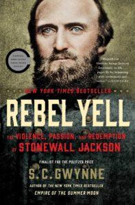 """'Stonewall' Jeckyl"" and ""Thomas Hyde""? A look at Stonewall Jackson"