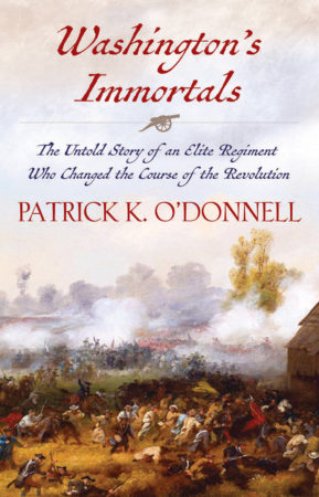 Washington's Immortals Book Review